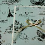 Spersonalizowane pocztówki firmowe